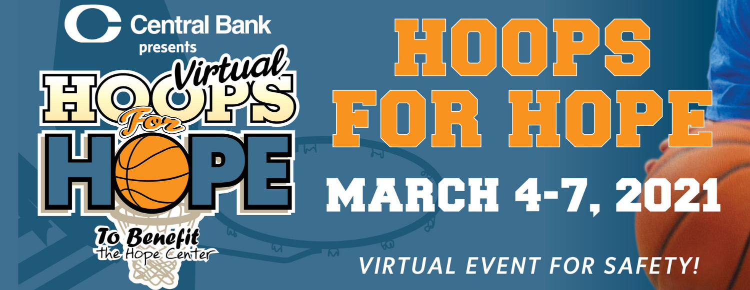 2021 Central Bank Virtual Hoops for Hope